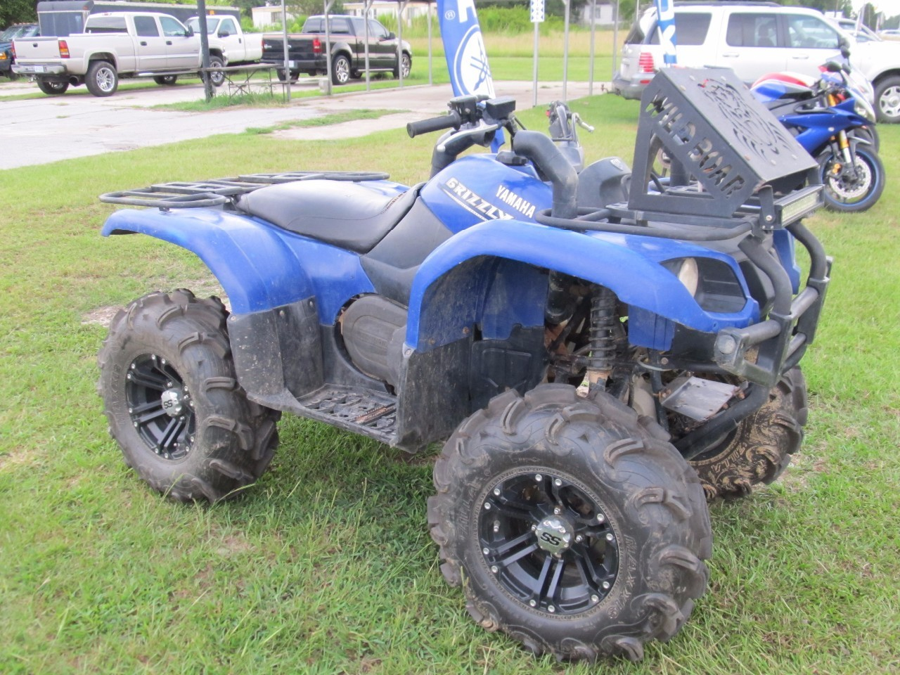 Yamaha Grizzly 660 >> Yamaha Grizzly 660 Atvs For Sale 8 Atvs Atv Trader