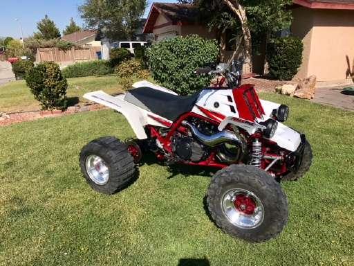 4 Yamaha BANSHEE 350 Body Parts ATVs For Sale - ATV Trader