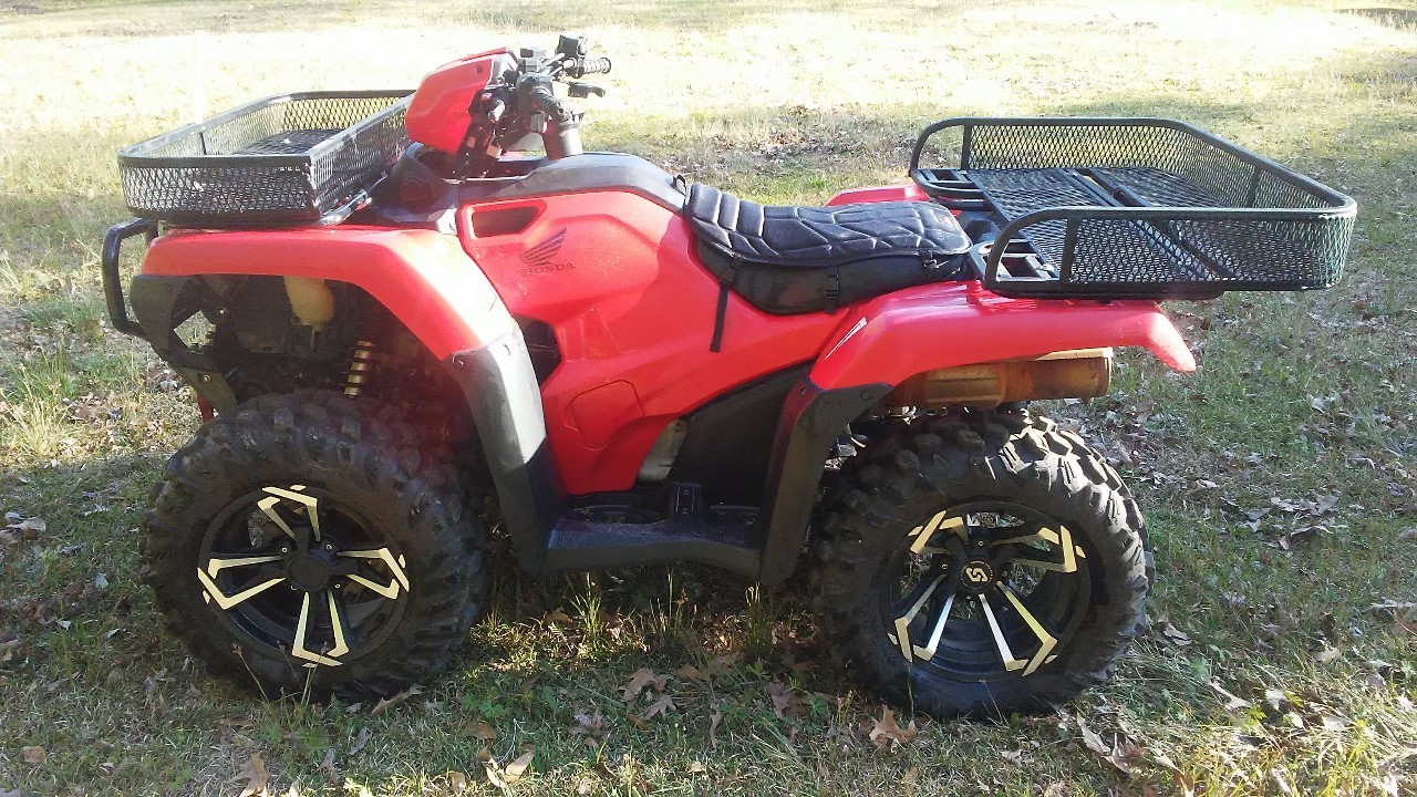 2004 Honda Rancher 350 Will Not Shift Electric Shifter 2015 Personal