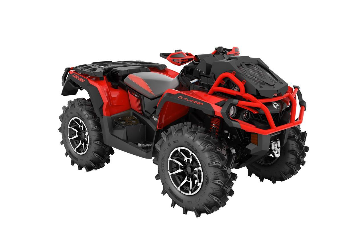 Can Am 1000 >> Severna Park Md Outlander 1000 Efi For Sale Can Am Atv Side By