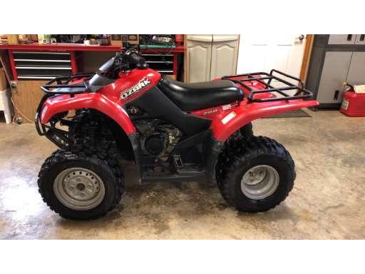 2001 Suzuki Quadsport Lt 80 ATV Trader