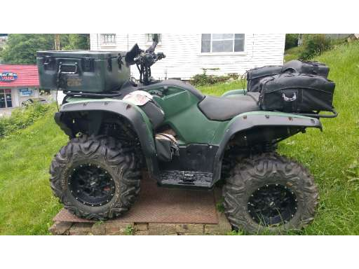 Grizzly 700 Fi Auto 4X4 For Sale - Yamaha ATVs - ATV Trader