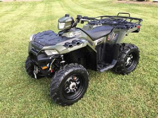 Pennsylvania - Used Sportsman 850 Sp For Sale - Polaris ATVs