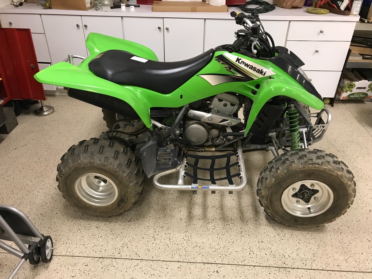 Kfx 400 For Sale - Kawasaki ATV,Side by Side,Sand Rail,Golf