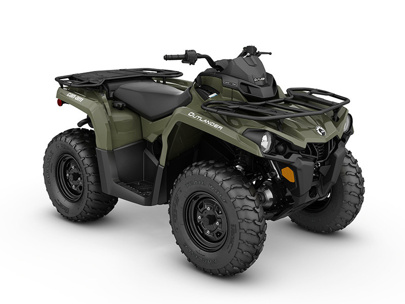 Can-Am-Outlander-450