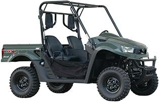 Kymco-UXV-700i-turf