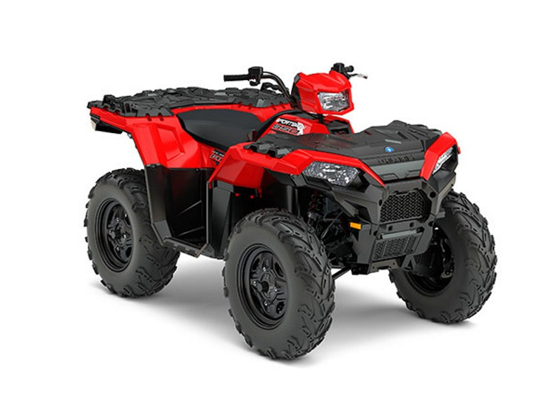 Polaris Sportsman 850 High Lifter Edition Atvs For