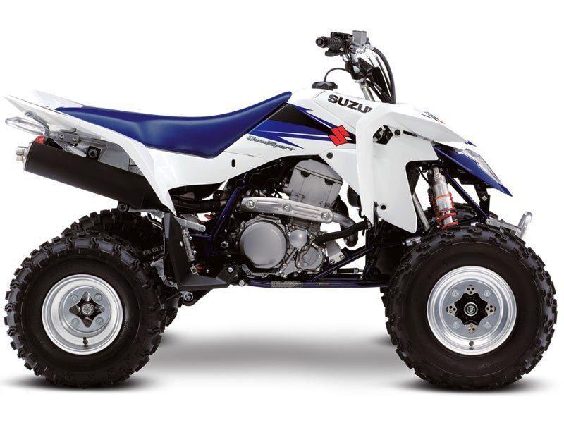 2014 Suzuki Quadsport Z400 - Walkaround - 2014 St-Hyacinthe ATV ...